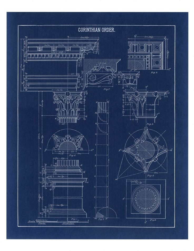 Architecture Blueprints Art architecture blueprints