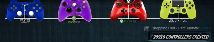 Xbox one modded controllers and ps4 modded controllers in video game consoles, accessories discover high-performance wireless gaming using optimized technology.