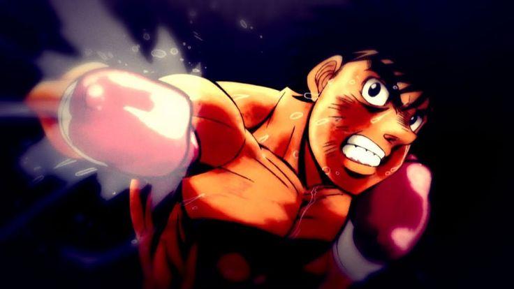 Hajime no Ippo: The Fighting op 2 HD/ Первый шаг Опенинг [200]