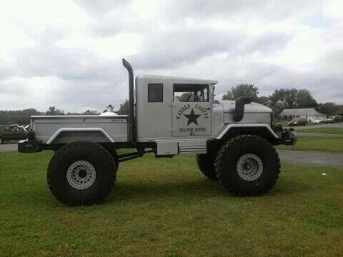 5 ton military truck GET 'ER LOADED