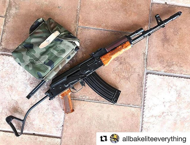 #Repost @allbakeliteeverything with @repostapp ・・・ Feeling quite Polish today. 🇵🇱 #allbakeliteeverything #ak #akm #ak47 #ak74 #kalash #kalashlife #kalashnikov #dailyrifle #dailygundose #dailykalashnikov #daily_kalashnikov #akfanatics #калаш #калашников #калашникова #tantal #poland #rifle #firearms #2a #2ndamendment #gun #guns #gundose #gunsdaily #gunchannels #545x39