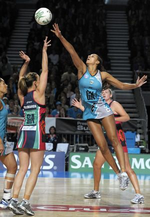 FORMER Australian netball skipper Sharelle McMahon says she'd hate to be trying to shoot against the Melbourne Vixens, whose defensive combination is fast becoming the most formidable in the trans-Tasman competition.