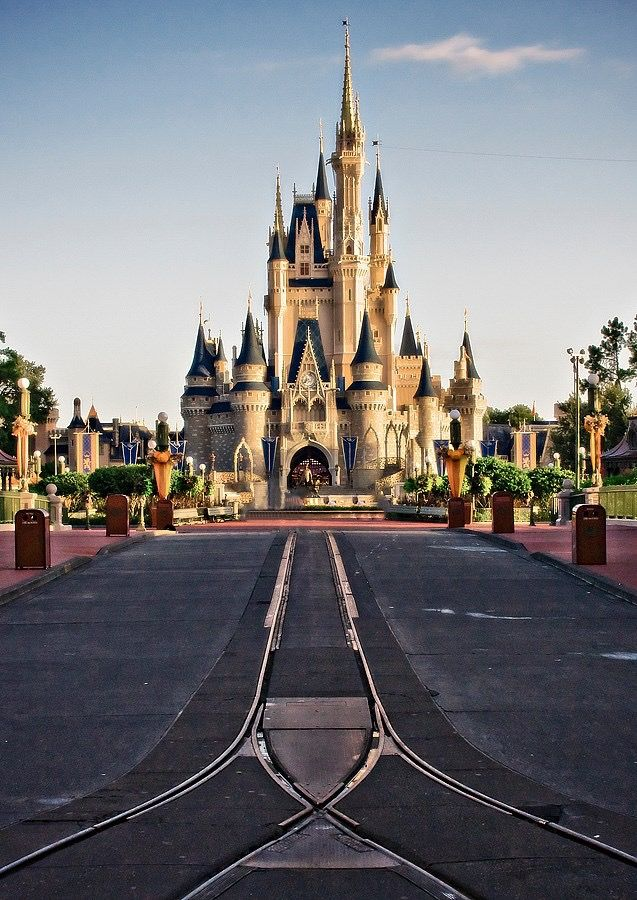 Magic Kingdom, Castle, It's a Disney World
