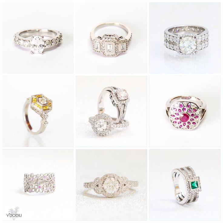 Diamonds, Yellow Sapphires, Rubies,Emerald and Blue Sapphires.....