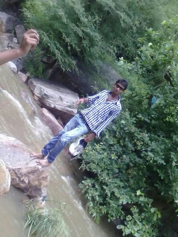 Trip to sariska at Alwar with friends...