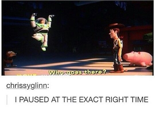Everytime i about die from laughing so hard. Me doing a jump( in dance)