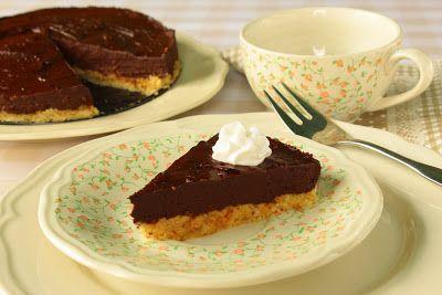 Paleo 10 perces csoki torta