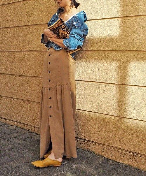 【ZOZOTOWN|送料無料】TODAYFUL(トゥデイフル)のスカート「へムフレアスカート」(11710808)を購入できます。