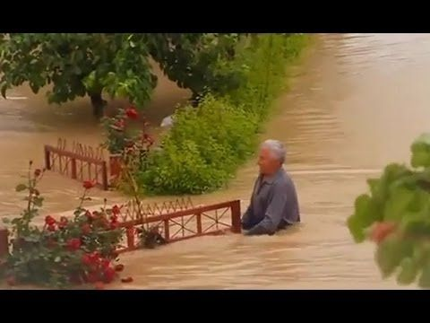 Serbia hit by worst floods in 120 years