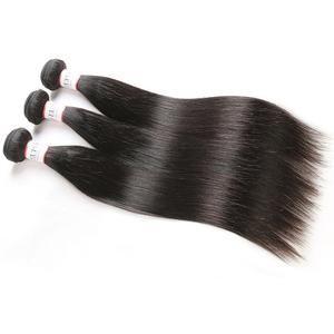 Brazilian 100% Remy Hair Weave Bundles EUPHORIA Ombre Black Honey Blonde 1B 613 Color Straight Human Hair Bundle Weft Extensions
