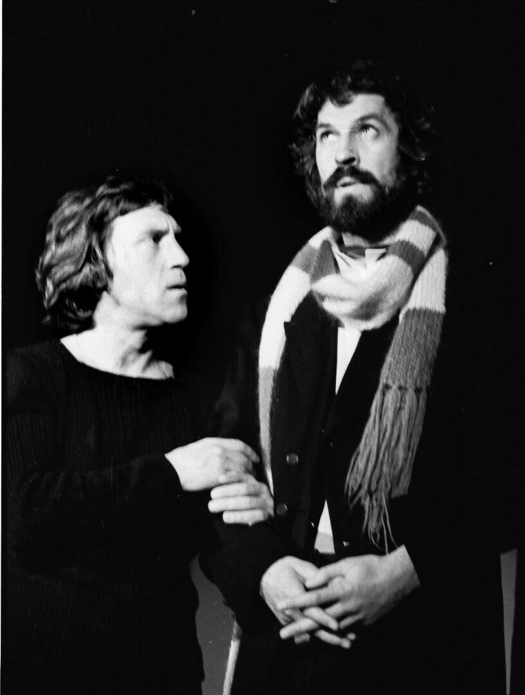 """1975, сентябрь -Болгария, """"Гамлет"""". Фото - Виктор Гильтяй"""