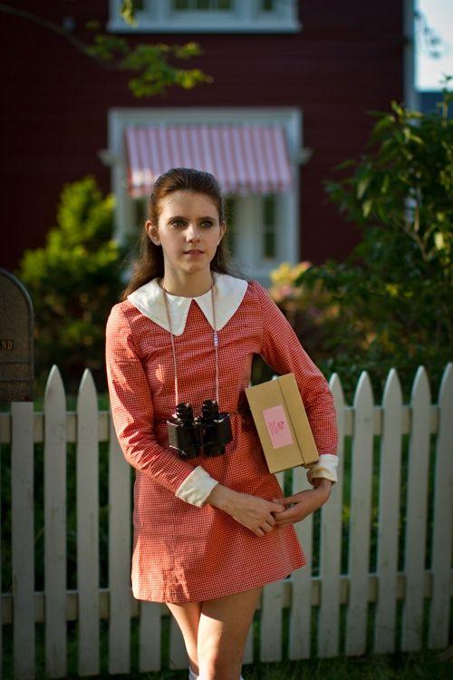 Kara Hayward as Susy in Moonrise Kingdom