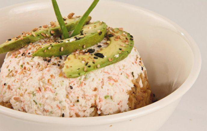 Salsa tampico para sushi