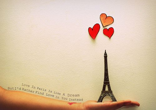 Paris for @Putra Wijaya