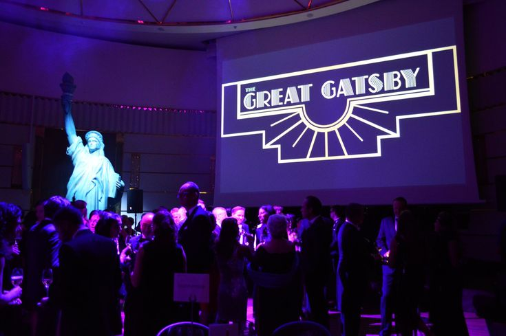 Great Gatsby Themed Event by 7 Sky Event Agency - 005