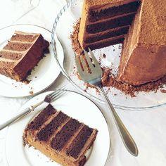 Kulinaari: Elämäni upein suklaakakku!
