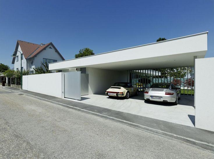 Garage modern  28 besten Garage Bilder auf Pinterest | Architektur, Garagen und ...