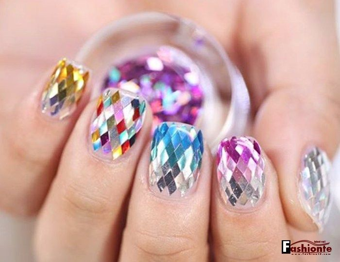 94 best nail art images on pinterest acrylics almonds and 15 cute pretty nail art ideas for may 2016 prinsesfo Image collections