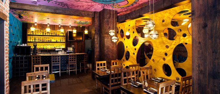 RASOÏ Restaurant in Montreal