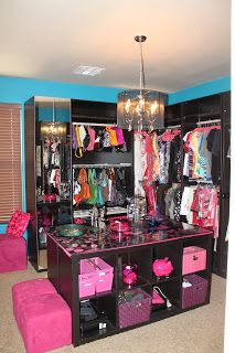 Sweet Teetle: Dream Closet. Organization