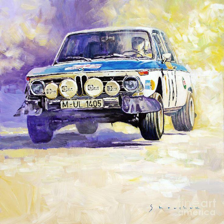 BMW 2002 Rallye | You Drive Car Hire | Faro Car Hire | Faro airport Car Hire…