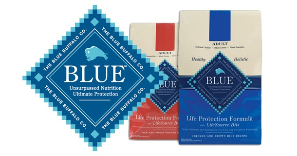 Blue Buffalo: High quality dog food, made in USA