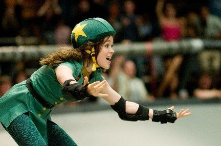 Whip It  *totally rad movie. could watch it every day-I wanna be a Hurl-Scout!*