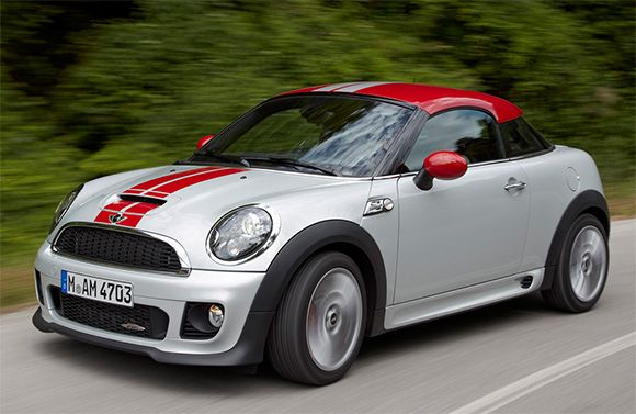 Mini Cooper Coupe.  I'd like one as a 2nd car.
