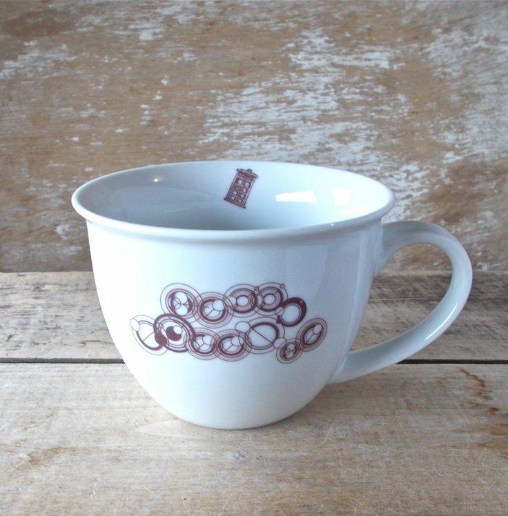 Hello Sweetie in Gallifreyan Mug