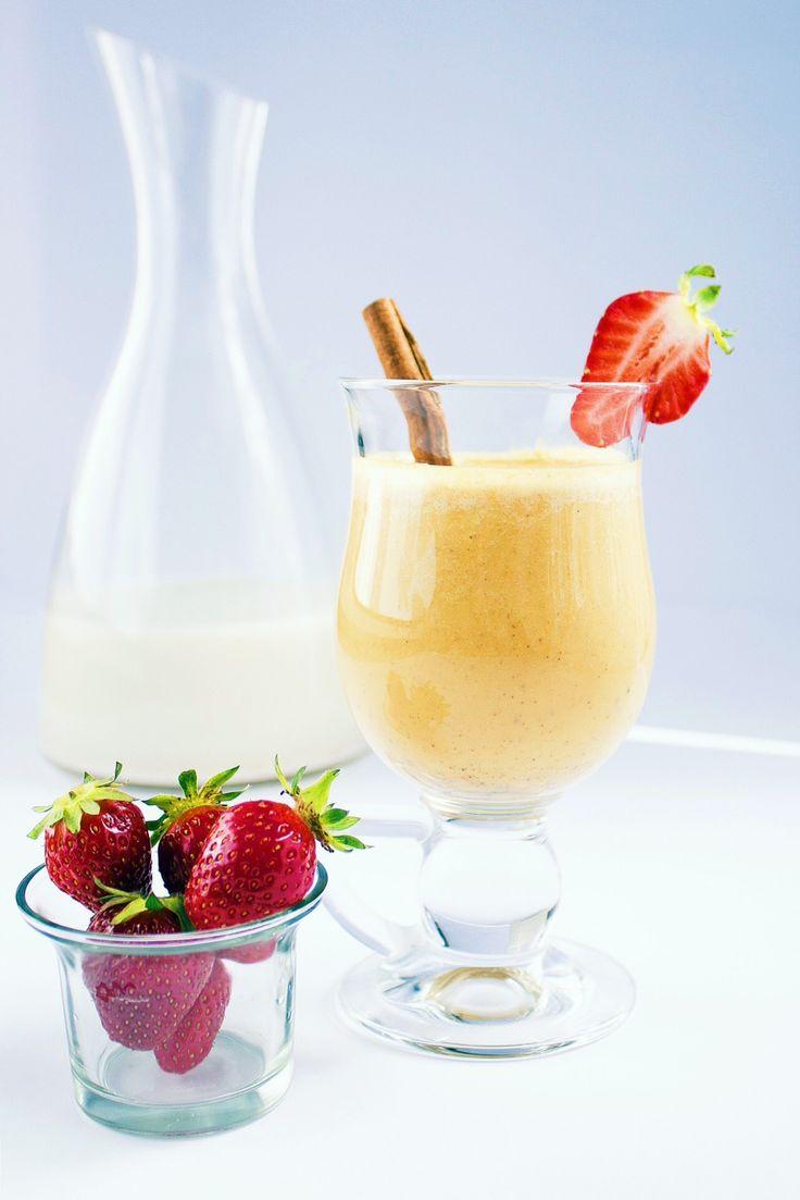 Тыквенное молоко со специями