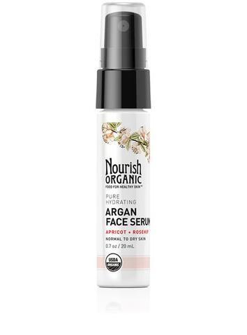 Pure Hydrating Organic Argan Face Serum