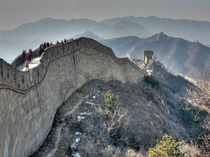 16 informații interesante despre Marele Zid Chinezesc | Alice in ...