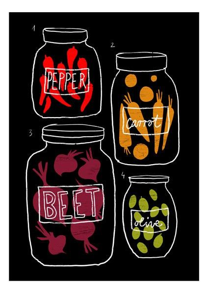 Science of Pickles by anekica on flickr.