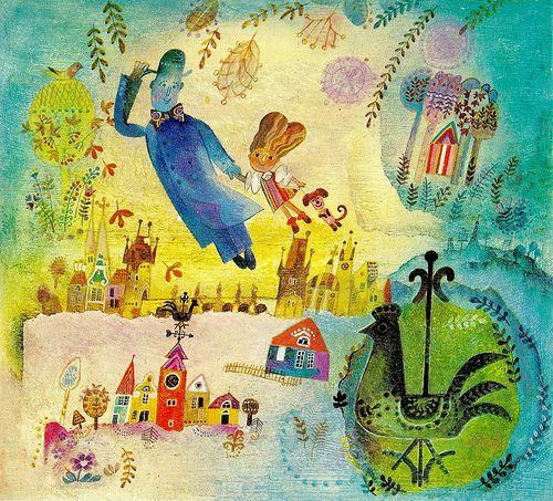 """""""When the wind was blowing""""PICCOLI CONCERTI DELLA SERA (1980)Josef Palecek"""