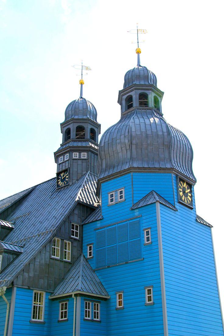 Wooden Church at Clausthal Zellerfeld