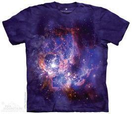 Tričko Hviezdy vo vesmíre