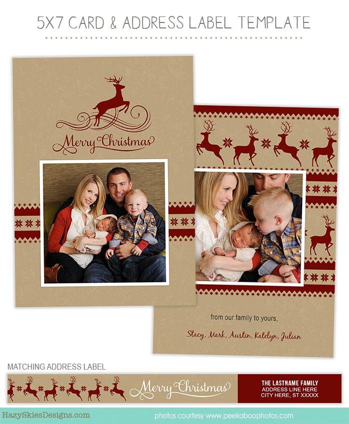 christmas photography templates - Towerssconstruction