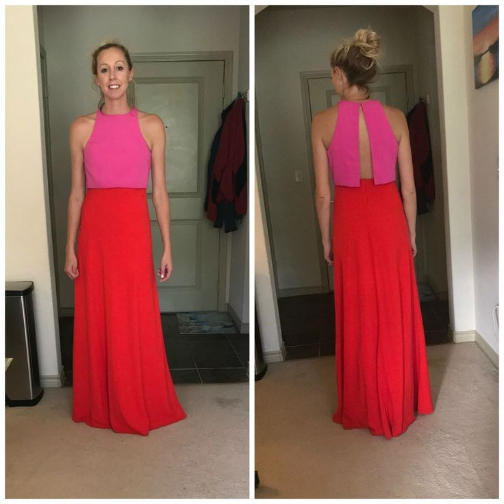 Rent Lovely Duo Gown by Jill Jill Stuart for $80 - $100 only at Rent the Runway.