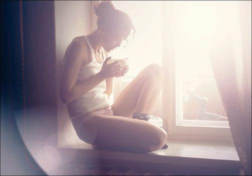 1.3 Мой идеальный выходной Поздно проснуться, и вдумчиво, не спеша пить свой утренний кофе.