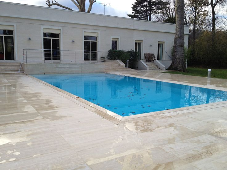 Terrasse Travertin Forum : 1000 id u00e9es sur le th u00e8me Piscine Inox sur Pinterest