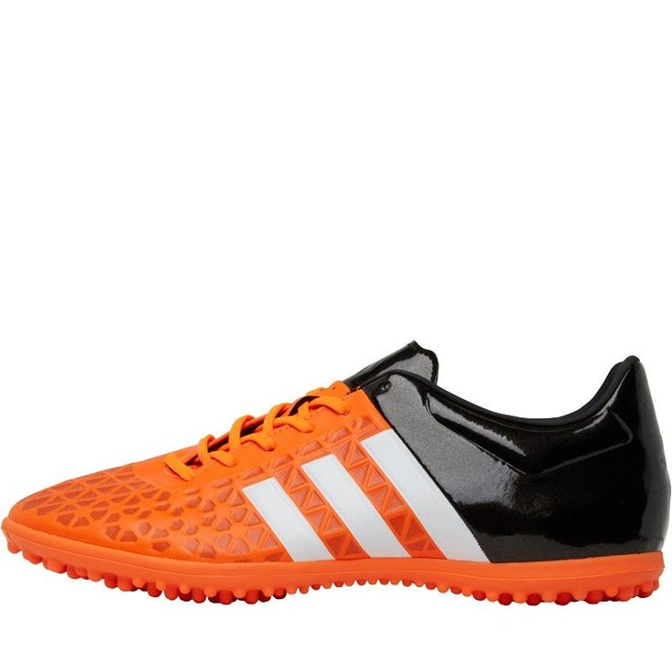 Adidas Mens ACE 15.3 TF Astro Football Boots adidas football boots with a soft and lightweight upper and dimpled traction outsole designed for turf pitches. S83222 http://www.MightGet.com/february-2017-2/adidas-mens-ace-15-3-tf-astro-football-boots.asp