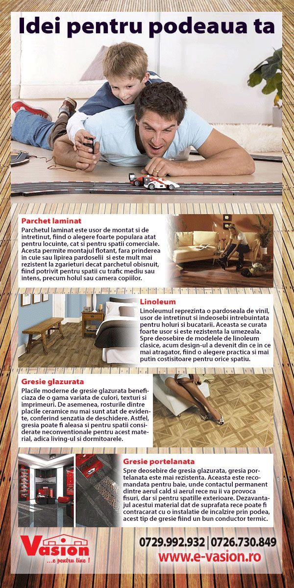 Alege materialul potrivit pentru casa ta!