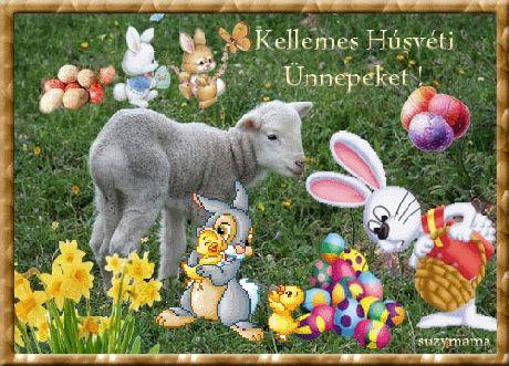 Húsvétra...