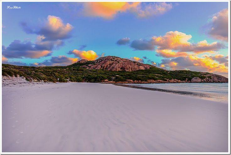 Wharton Beach Twilight, Duke of Orleans Bay