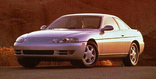 1992 Lexus SC 400 Luxury Sports Coupe