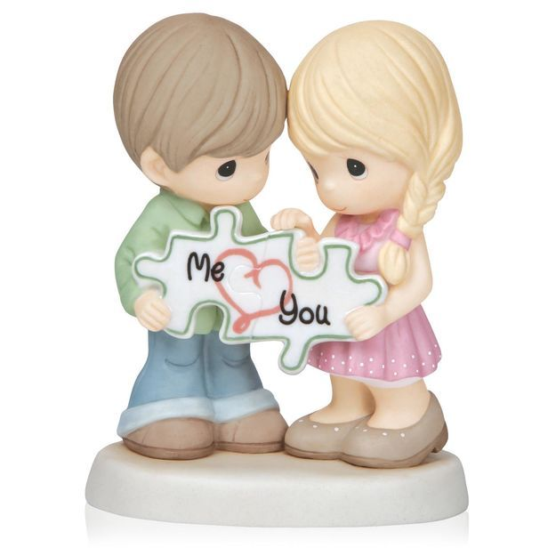 Precious Moments® You Hold The Missing Piece to My Heart