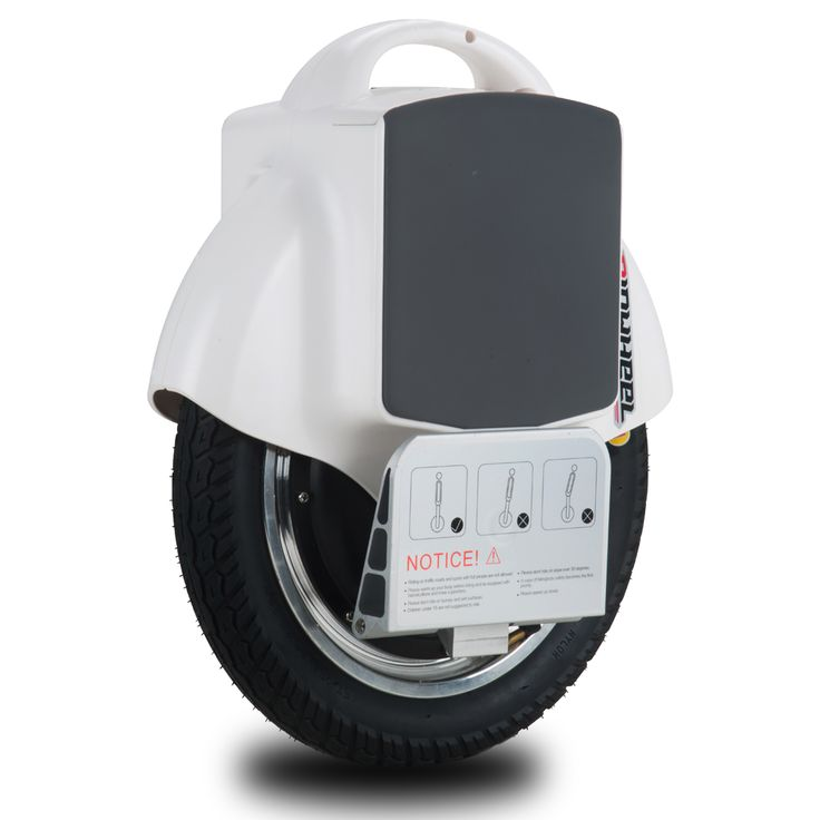 Wholesale PINWHEEL T1 Electric Self Balancing Unicycle Single Wheeled Electric Vehicle Smart Electric Unicycle – white