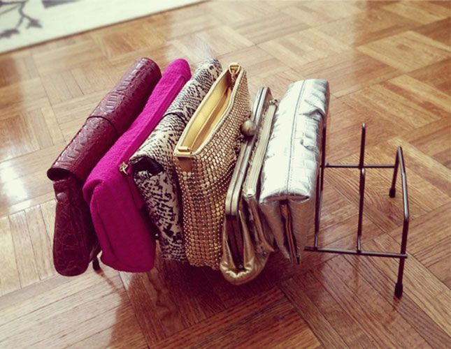 13 Upcycling Hacks to Organize Your Closet Like a Pro via Brit + Co.