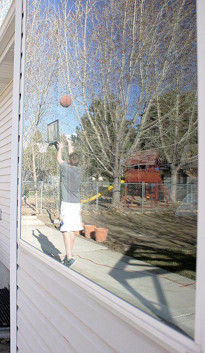 Streak-Free Window Cleaner…No Squeegee Required!