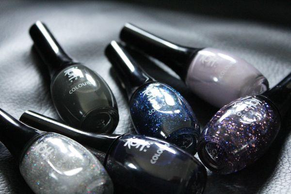 KOH Paparazzi nagellak collectie - swatches en review - Beautyscene